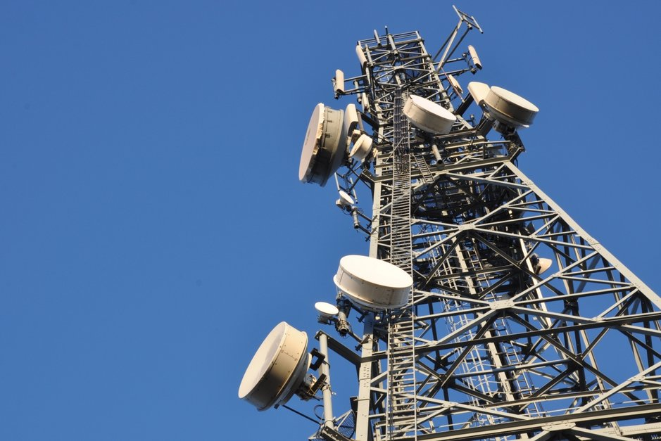 We Provide Infrastructure to Wireless Communications Systems